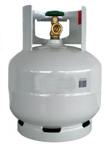 4kg pol gas cylinder