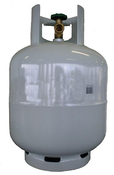 9kg gas cylinder